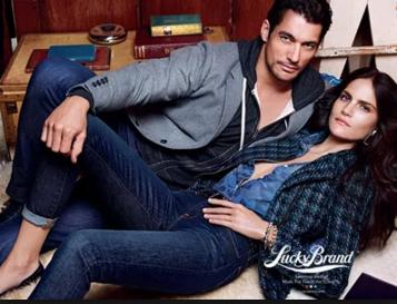 Deal Of The Day 50% Off Lucky Brand Premium Denim@Amazon