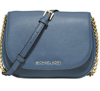 MICHAEL Michael Kors Bedford Small Crossbody Saddle Bag @ macys.com