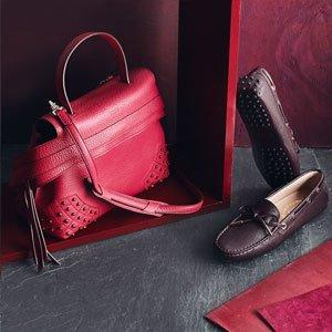 Up to 58% Off Tod's Handbags & Shoes @ Rue La La