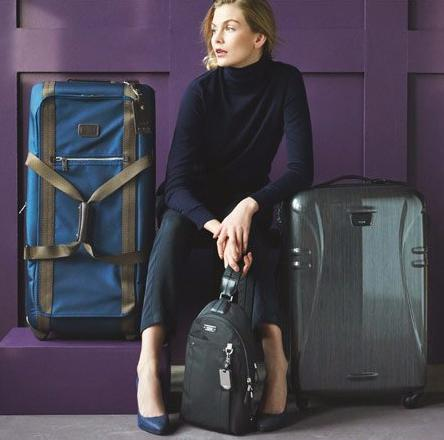 Up to 40% Off TUMI Luggage @ Rue La La