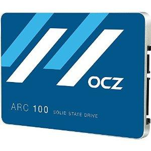 OCZ Storage Solutions Arc 100 Series 240GB 2.5-Inch 7mm SATA III Ultra-Slim Solid State Drive