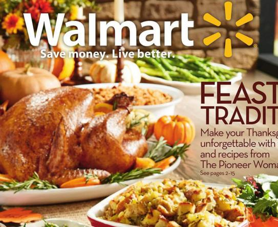 Check it now! Walmart thanksgiving 2015 Ad Posted