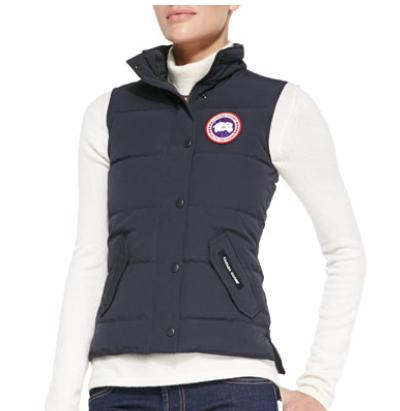 Canada Goose  Freestyle Puffer Vest @ Bergdorf Goodman