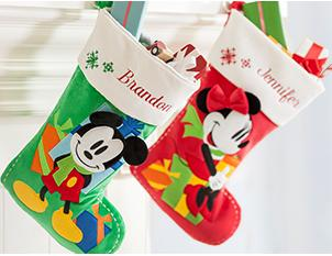 25% Off Holiday Decor @ Disney Store