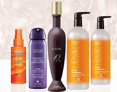 Up to 70% Off Alterna Haircare On Sale @ Hautelook