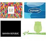 20% Off Gap Inc eGift Cards @ Staples