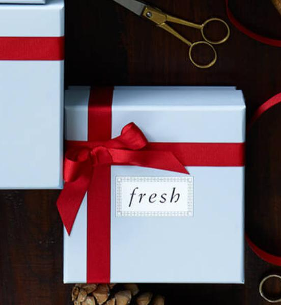 Free Deluxe Sample With Over $40 Purchase @ Fresh