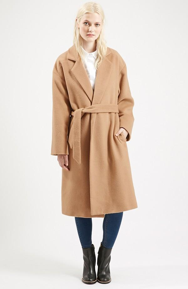 Up to 56% Off Topshop Women's Coats @ Nordstrom