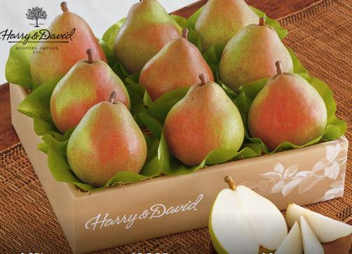 Harry & David: Maverick Royal Riviera Pears