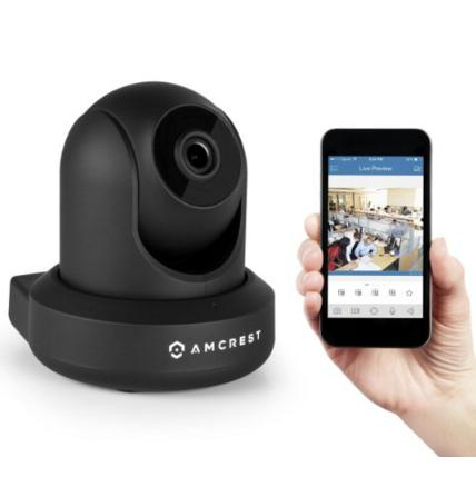 Lowest price! Amcrest ProHD 1080P WiFi Wireless IP Security Camera