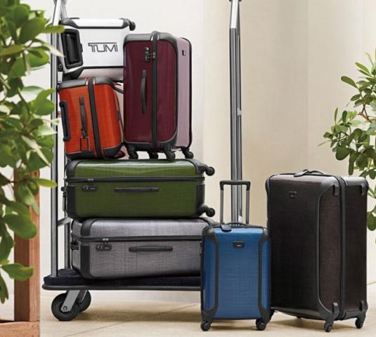 25% Off Tumi Luggage, Backpacks, Briefcase and More @ Nordstrom