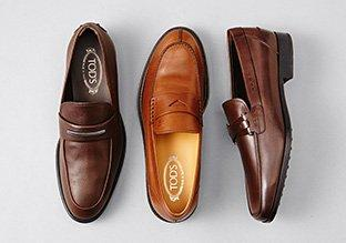 Up to 35% Off Select Men's Tod's Shoes @ MYHABIT