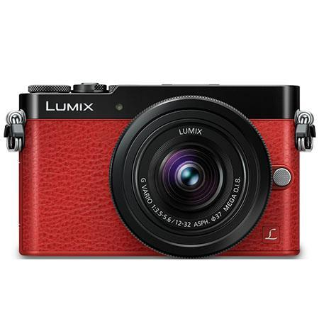 Panasonic Lumix DMC-GM5 Mirrorless Interchangeable Single Lens Digital Camera with 12-32mm Kit Lens