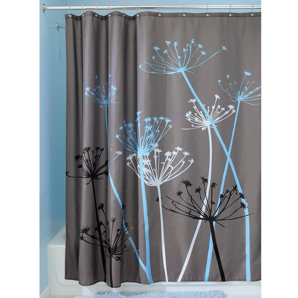 InterDesign Thistle Shower Curtain, 72