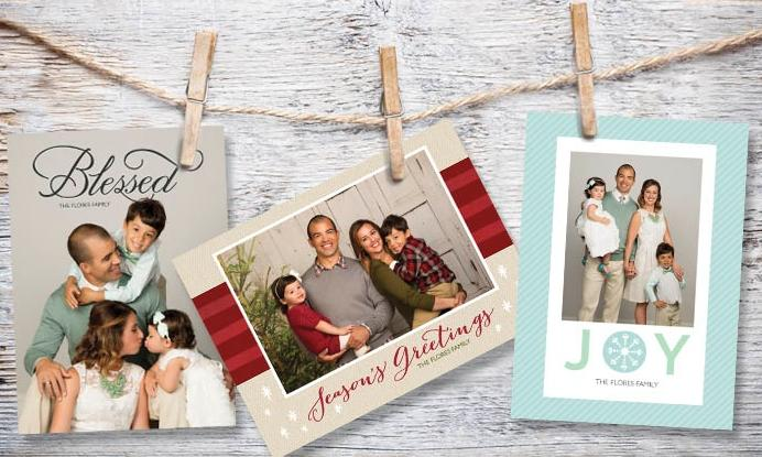 Professional Photo Session with 24 Holiday Photo Cards at JCPenney Portraits