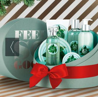 Free 30% Off Coupon The Body Shop Online or In Store Purchase at Gilt City