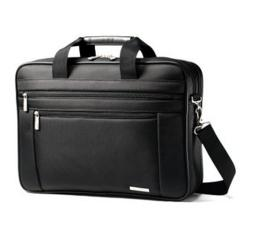 Samsonite Luggage Classic Business Two Gusset Briefcase