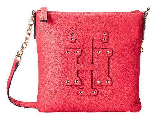 Tommy Hilfiger Patch-Crossbody