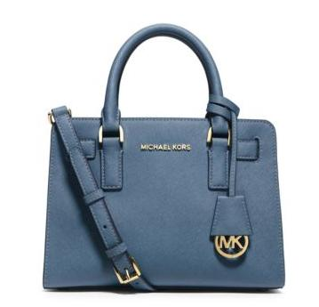 MICHAEL Michael Kors Dillon Small Saffiano Satchel Bag