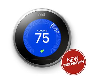 $249 Nest Learning Thermostat, 3rd Generation