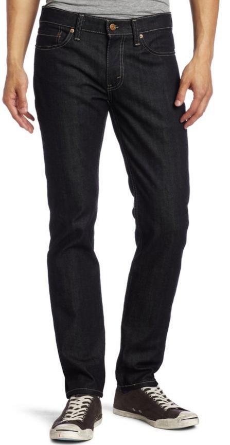 Levi's Men's 511 Slim Fit Jean (Rigid Dragon color) On Sale @