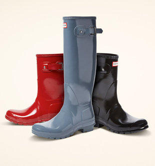 Up to 56% Off Hunter & More All Weather Boots On Sale @ Gilt
