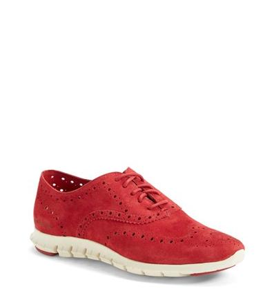 Cole Haan 'ZerøGrand' Perforated Oxford (Women) (Nordstrom Exclusive)
