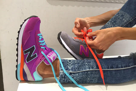 New Balance WL515 Running Shoe @ Shoebuy.com