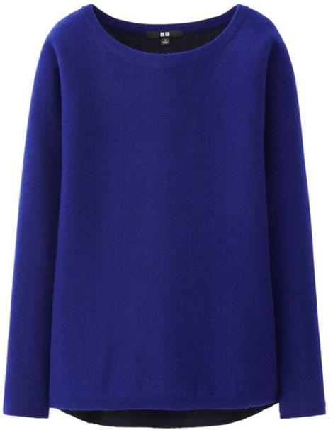 WOMEN CASHMERE DOLMAN SWEATER On Sale @ Uniqlo