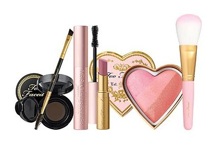 Too Faced All You Need Is Love and Makeup 5-piece Collection
