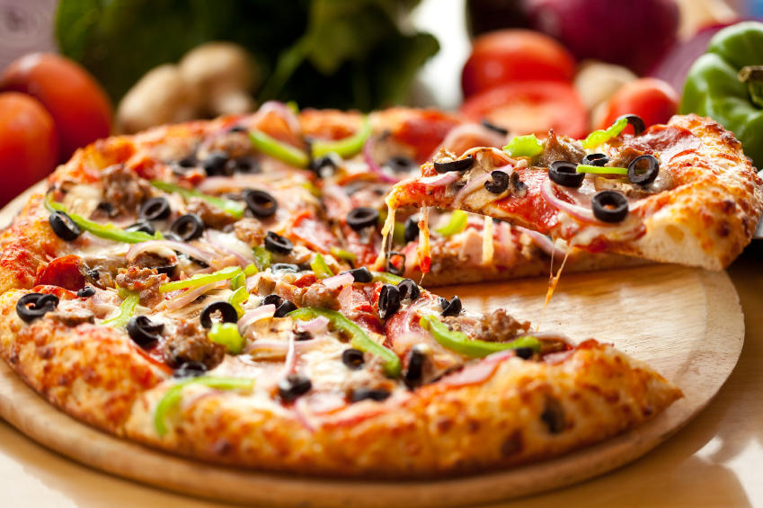 Today only! Papa John's Pizza 60% off
