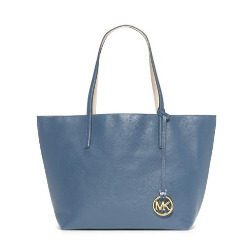 MICHAEL MICHAEL KORS  Izzy Large Reversible Leather Tote @ Michael Kors