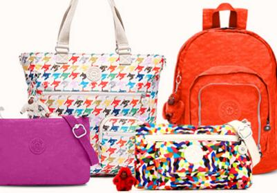 Extra 25% Off Select Styles at Kipling USA