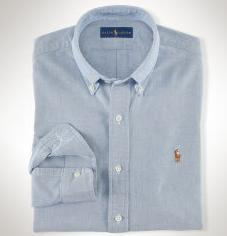 Up to 60% Off + Extra 15% Off Men's Shirts Sale @ Ralph Lauren
