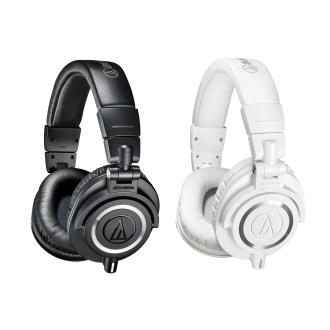 Audio-Technica ATH-M50X Professional Studio Headphone
