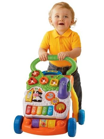 $14 VTech Sit-to-Stand Learning Walker