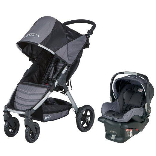 BOB Motion Travel System, Black