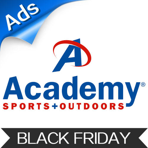 Check it now! Academy Black Friday 2015 Ad Posted