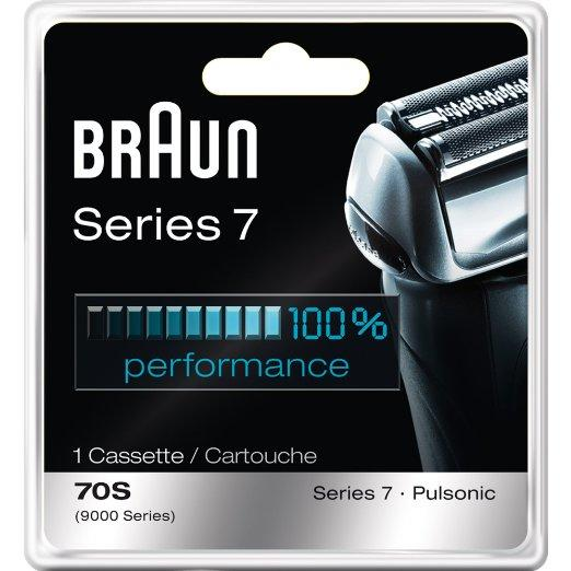 Braun Series 7 Single Pack 70S Cassette Replacement Pack