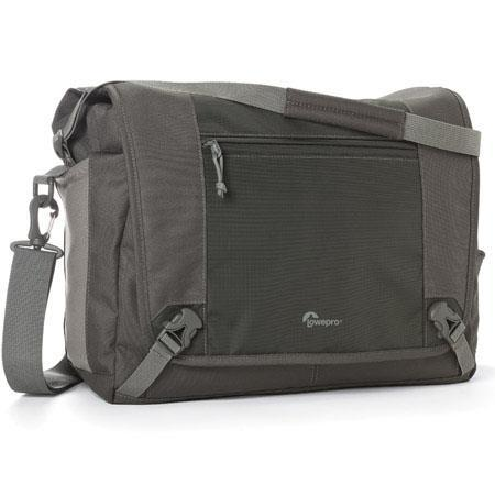Lowepro Nova Sport 35L AW Shoulder Bag, Slate Gray