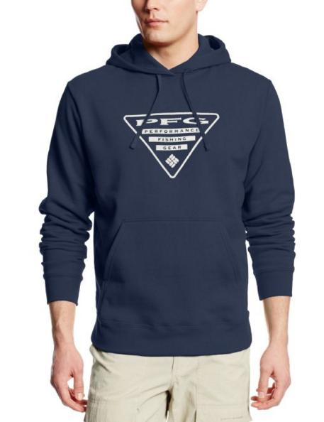 $18.75 Columbia Sportswear Men's PFG Triangle Hoodie