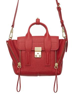 Dealmoon Exclusive! 10% Off3.1 Phillip Lim Pashi Handbags @ Blue & Cream