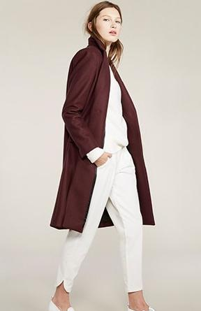 International Shipping on Women's Coat @ Everlane