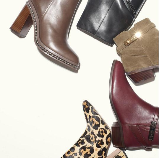Up to 69% Off Coach Boots Sale @ 6PM.com