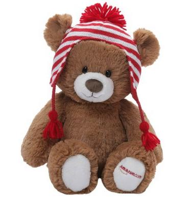 Gund 2015 Annual Amazon Teddy Bear Plush