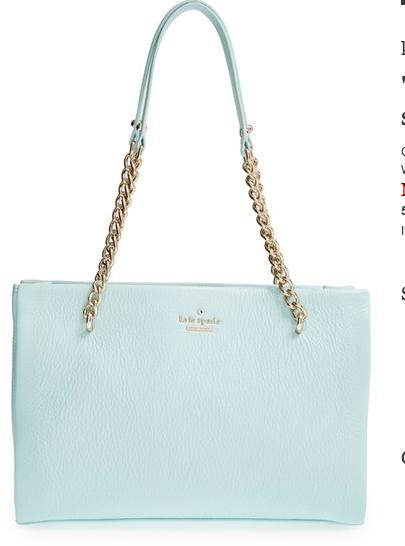 kate spade new york 'emerson place - small phoebe' leather shoulder bag @ Nordstrom