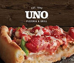 $72 for $100 UNO Pizzeria & Grill Gift Cards