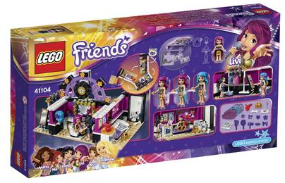 From $11.99 Select LEGO Friends Pop Star Building Kit @ Amazon.com