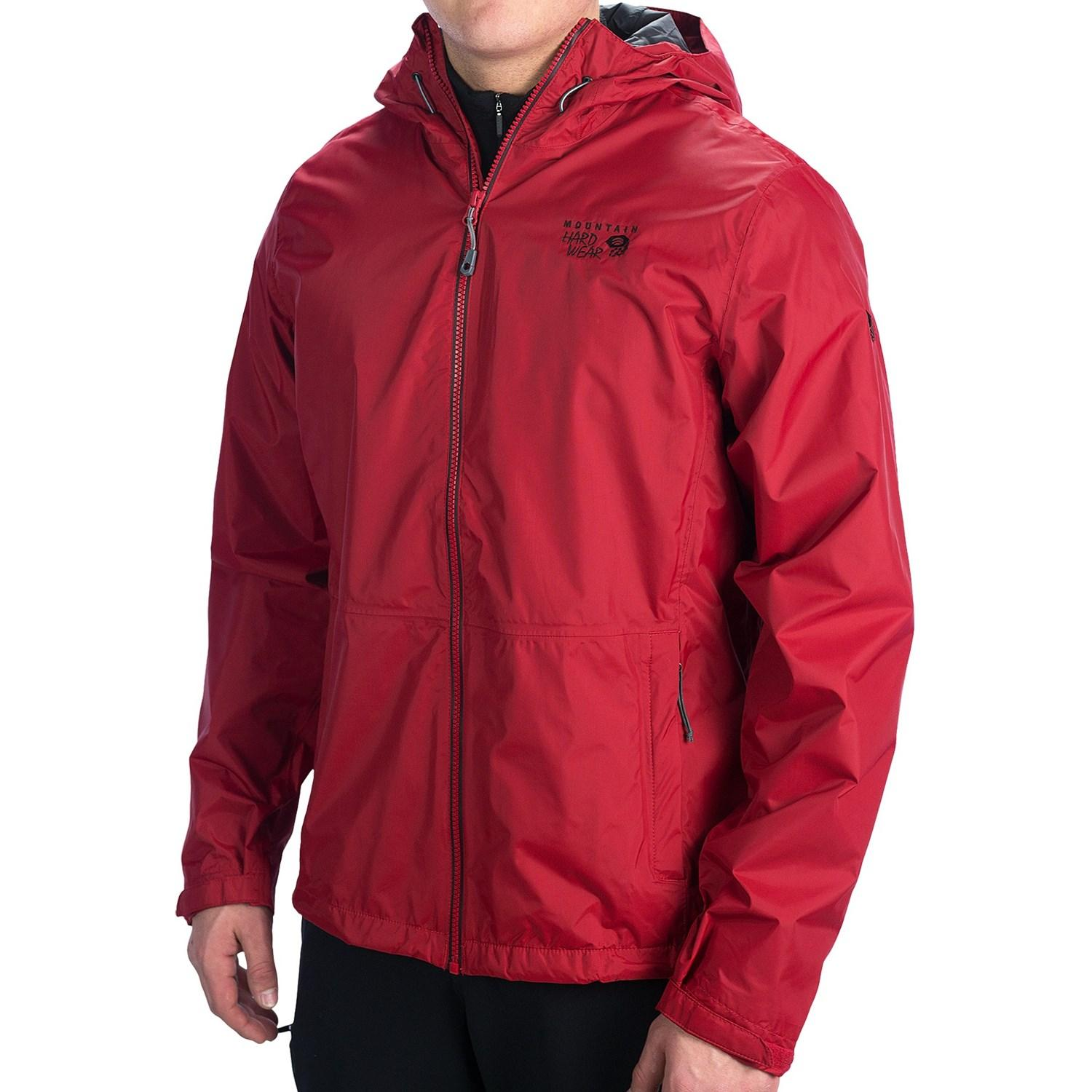 Mountain Hardwear Finde Jacket - Waterproof (For Men)