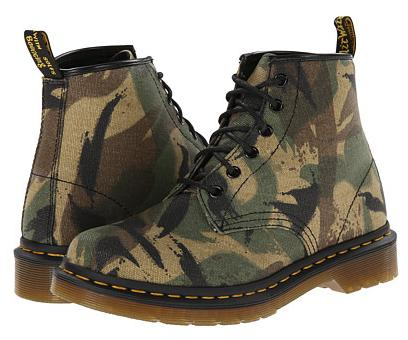 Dr. Martens Cerren 6-Eye Boot